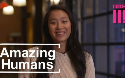 Atlantic and BBC Three shine a spotlight on Nadya Okamoto, Amazing Human and Global Philanthropist