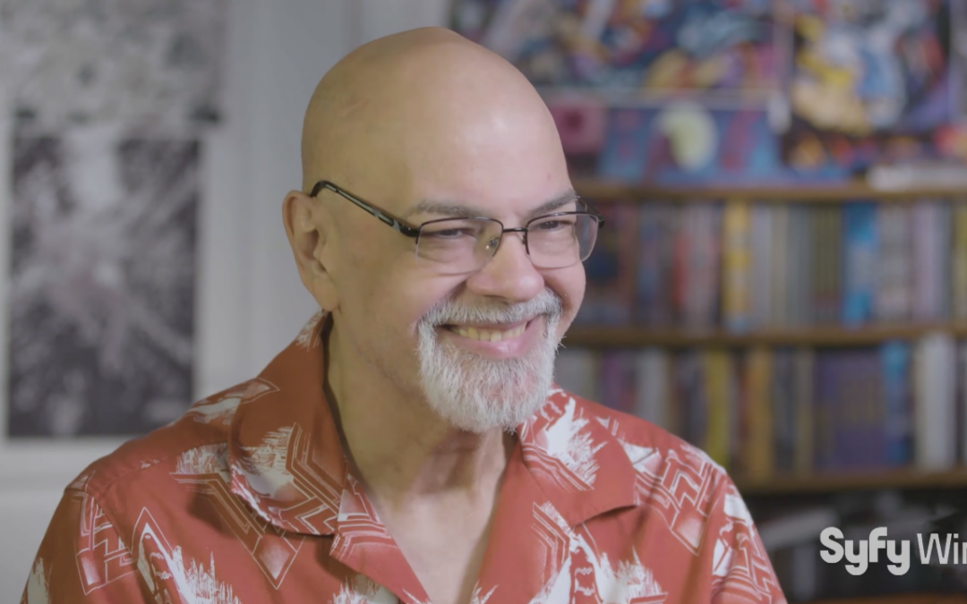 Atlantic and SyFy Wire Chat with George Perez about his Wonder Woman Legacy