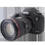 Canon and Sony SLRs