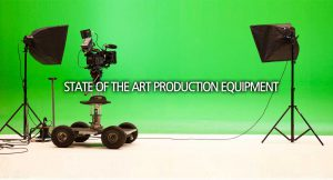 State of the Art Production Equipment Atlantic Television