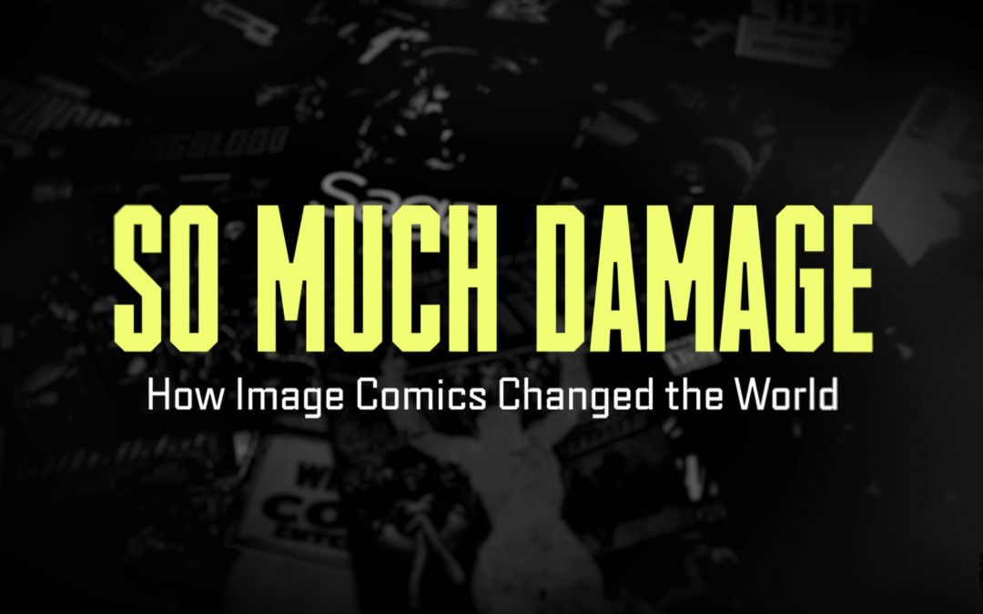 Atlantic and SyFy Wire Tell The Story of Image Comics