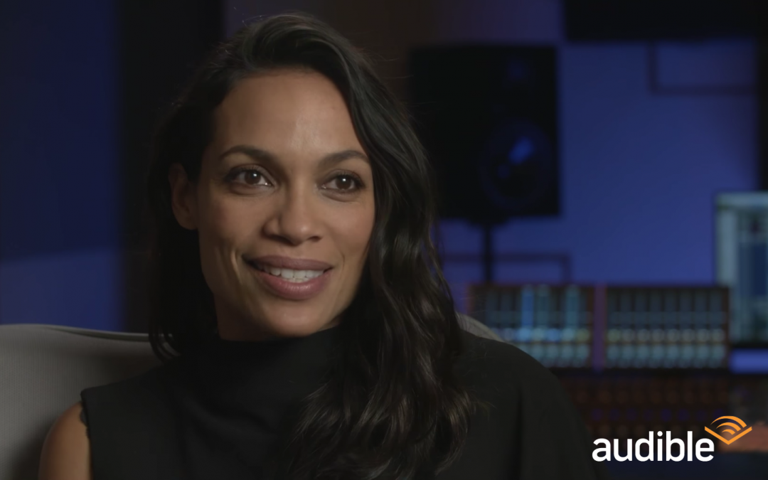 Atlantic and Audible Go To The Moon With Rosario Dawson