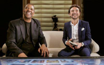 "Atlantic Gets Real with Denzel Washington on ""Reel Life"""