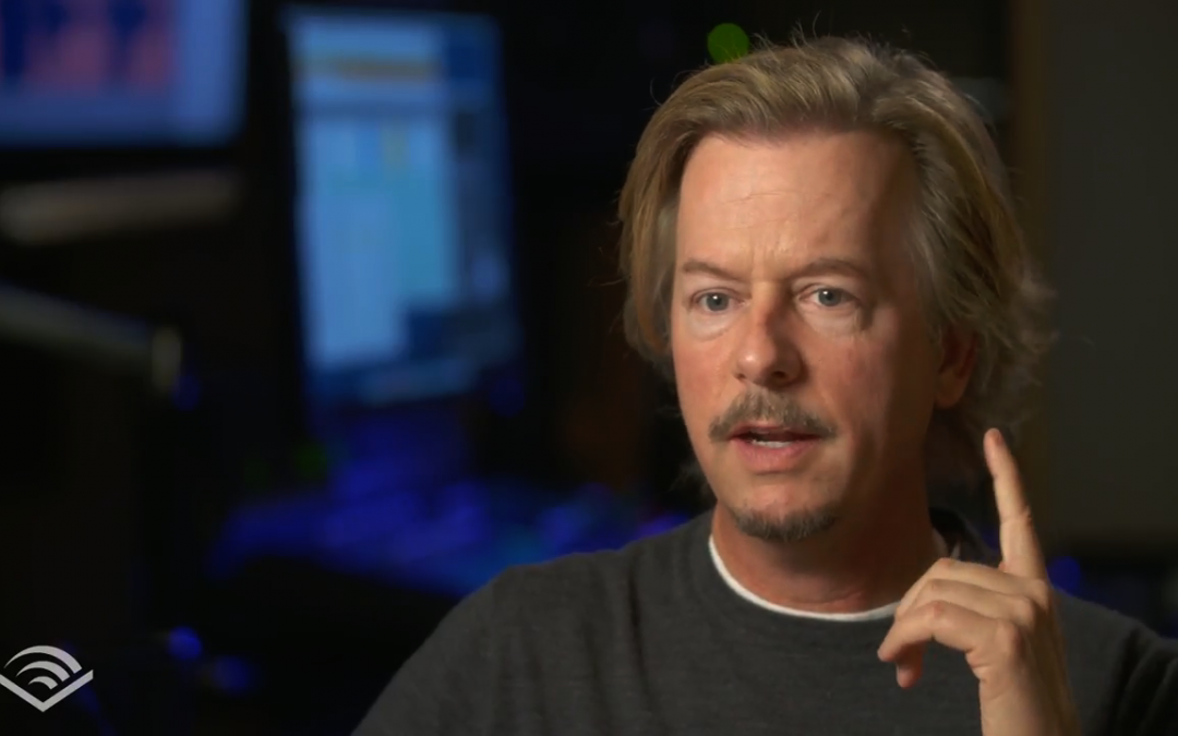 Atlantic Captures David Spade In A Snapchat World