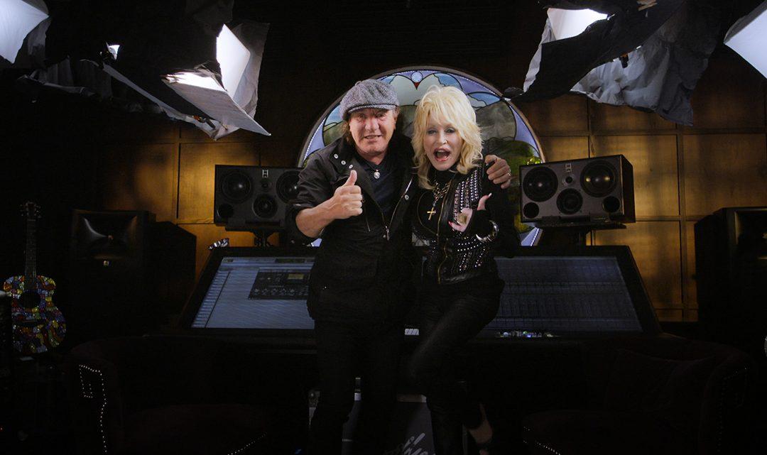 Atlantic Hits The Road with Brian Johnson and Sky Arts