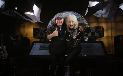 Atlantic Hits The Road with Brian Johnson and Sky Arts