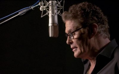 Atlantic and Audible Are 'Up Against The Wall' with The Hoff