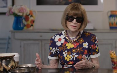 Atlantic Glams Up with Anna Wintour for ITV