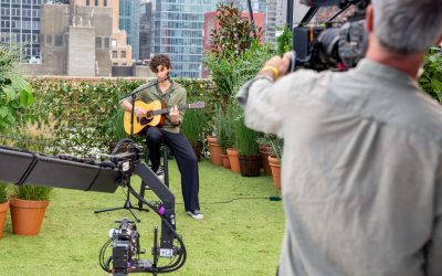 Atlantic Films Shawn Mendes for BBC's Earthshot Prize Ceremony